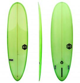 Surfboard Gold Dust Mini Long