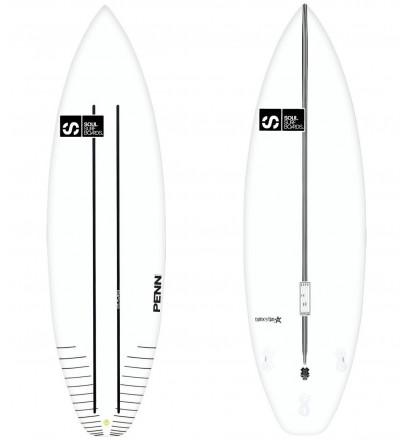 Planche de surf Soul Darkstar CR-Flex 2
