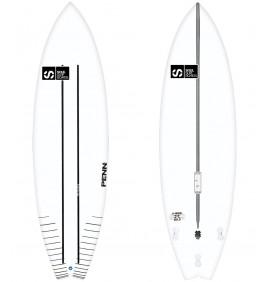Surfboard SOUL X-WING gold CR-Flex 2