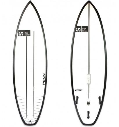 Soul XRAY Surfboard CR-Flex 2