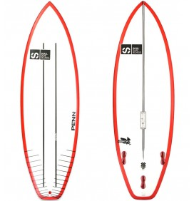Tavola da surf SOUL Surfboards Hawk Eye CR-Flex 2