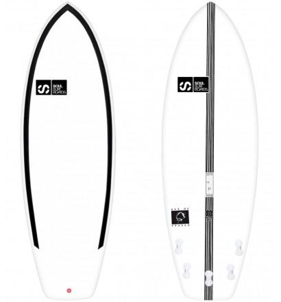 Prancha de surf SOUL Ace Of Spades