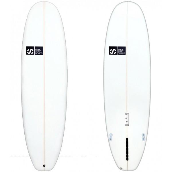 Imagén: Tabla de surf SOUL Fat Boy
