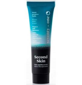 Bálsamo protector y cicatrizante Second Skin de Seventy One Percent