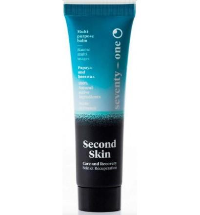Baume Protecteur et Réparateur Second Skin de Seventy One Percent