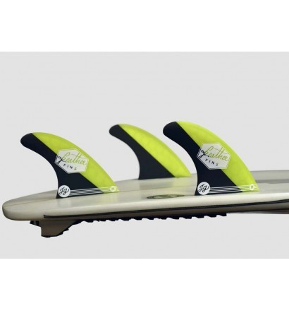 Dérive surf Feather Fins Jonathan Gonzalez Click Tab