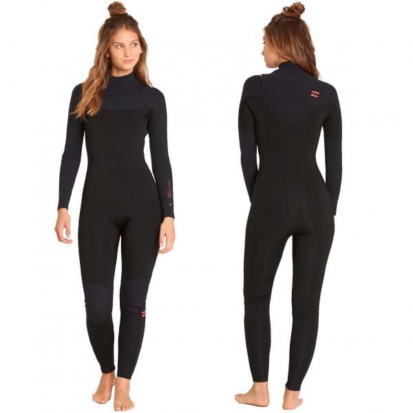 Imagén: Billabong 4/3mm Furnace Carbon Womens Wetsuit