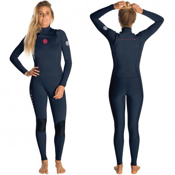 Imagén: Rip Curl 4/3mm Dawn Patrol Women Wetsuit CZ