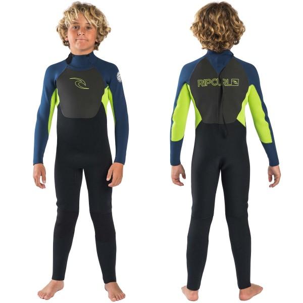 Imagén: Wetsuit Rip Curl Omega 3/2mm Junior