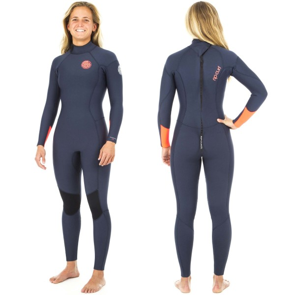 Imagén: Fato Surf Rip Curl Dawn Patrol 4/3mm Womens BZ