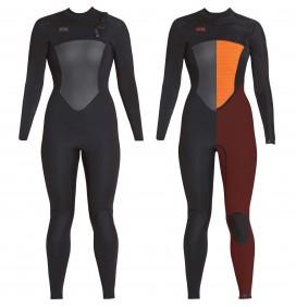 Fato de mergulho XCEL Infiniti Womens 4/3mm