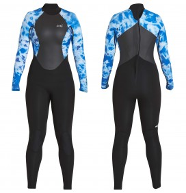 XCEL Wetsuit Axis 4/3mm Womens