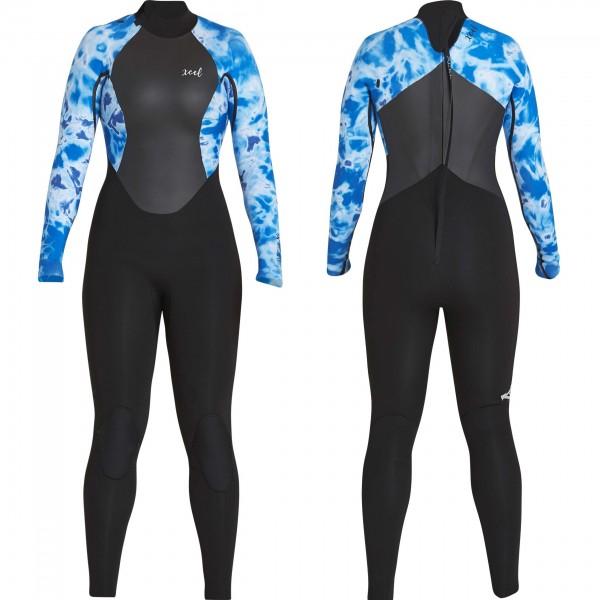 Imagén: Fato de mergulho XCEL Axis 4/3mm Womens