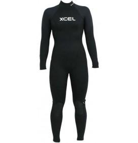 Fato de mergulho XCEL Iconx Womens 4/3mm