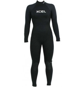 XCEL 4/3mm Iconx Womens Wetsuit