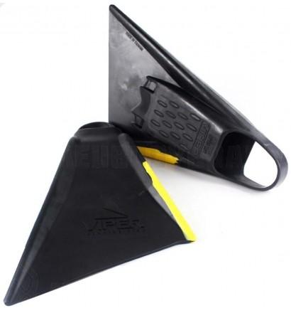 Bodyboard fins Viper Delta 2.0 Black/yellow