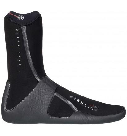 Neopreen sokken Quiksilver Highline Split Toe 3mm