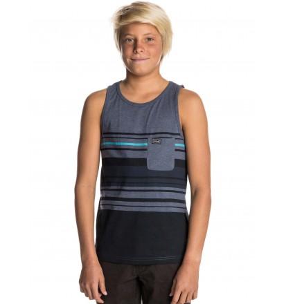 Shirt Rip Curl Edge Striped Tank