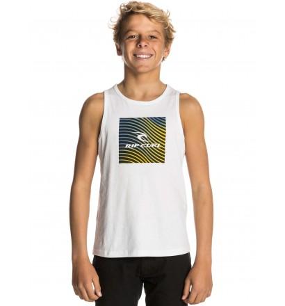T-Shirt Rip Curl Photoprint Tank