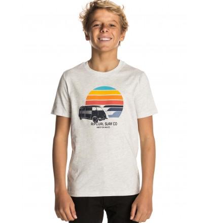 T-Shirt Rip Curl Multi Van
