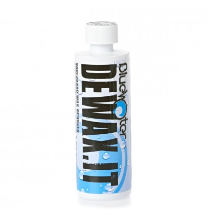 Blue Water Wax cleaner