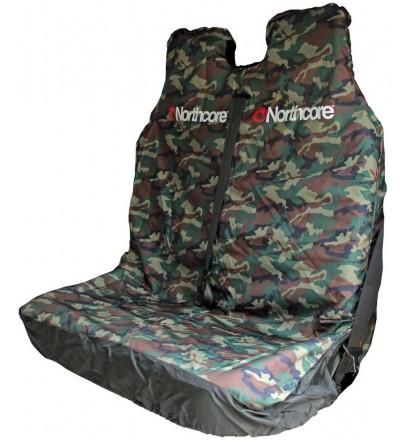 Capa de assento duplo Northcore