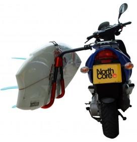 Rack de moto para tablas de surf Northcore