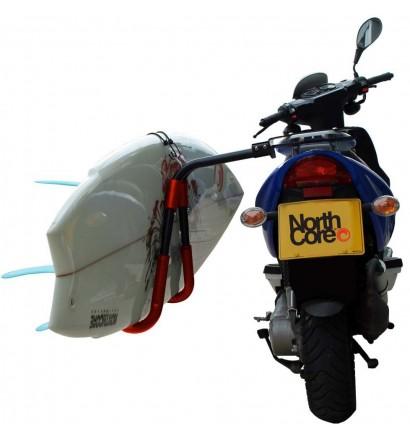 Rack moto Northcore para pranchas de surf
