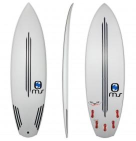 Tabla de surf MS Speedy Bat CFE