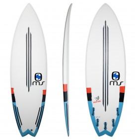 Planche de surf MS Crazy Fish