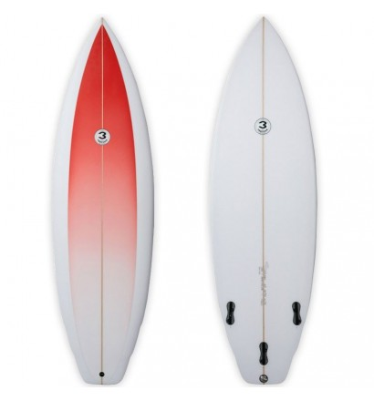 Surfboard Simon Anderson Double Flyer Round Square