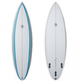 Prancha de surf Simon Anderson Single Flyer Rounded Pin