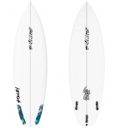 Surfboard Pukas wave slave