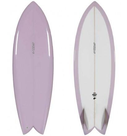 Planche de surf Pukas Twin Friend