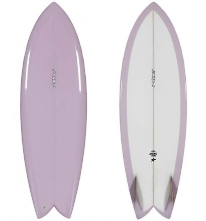 Tavola da surf Pukas Twin Friend