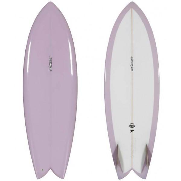 Imagén: Surfboard Pukas Twin Friend