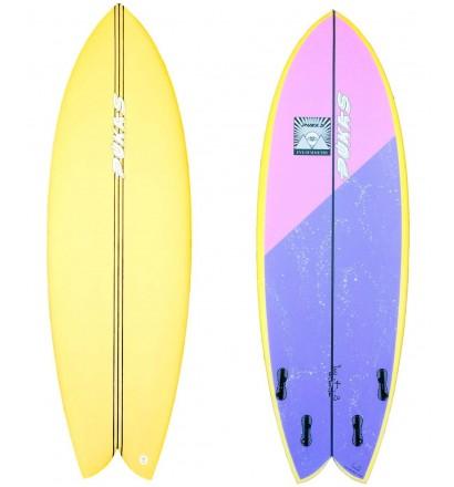 Tavola da surf Pukas Wombi Fish