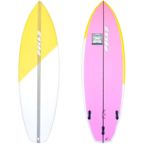 Imagén: Planche de surf Pukas Dako