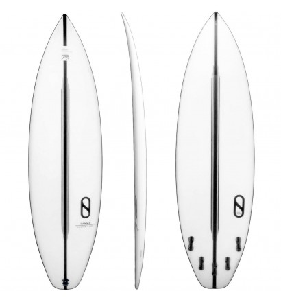Tabla de surf Slater Design Gamma LFT