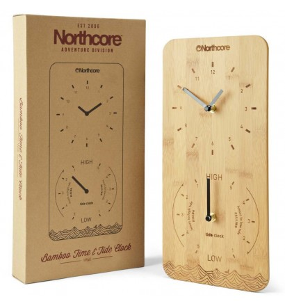 relógio das tempo e maré Northcore