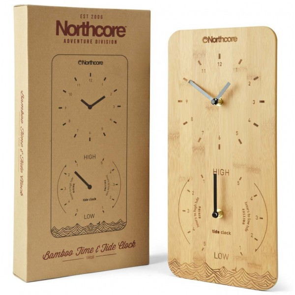 Imagén: time and tide clock Northcore