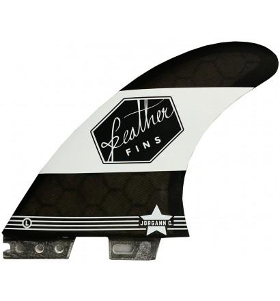 Dérive surf Feather Fins Jorgann Couzinet Click Tab