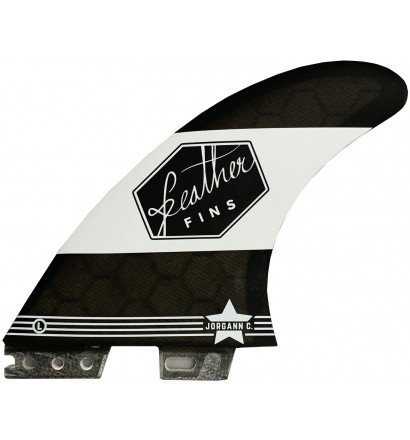 Quilhas surf Feather Fins Jorgann Couzinet Click Tab