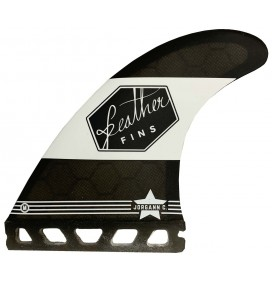 Quilhas surf Feather Fins Jorgann Couzinet Single Tab