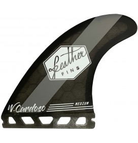 Quilhas surf Feather Fins William Cardoso Single Tab