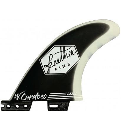 Dérive surf Feather Fins William Cardoso Fiberglass Click Tab
