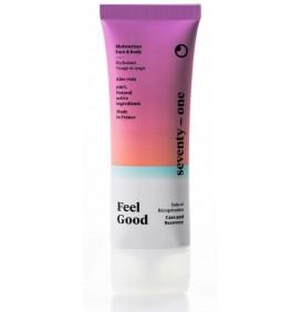 Creme hidratante Feel Good de Seventy One Percent