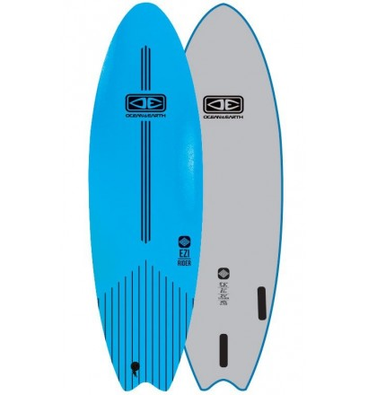 Tabla softboard Ocean & Earth EZI-Rider Fish