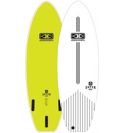 Planche de surf softboard Ocean & Earth Super Bug (EN STOCK)