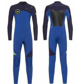 Traje de neopreno Quiksilver Syncro Series Junior 3/2mm
